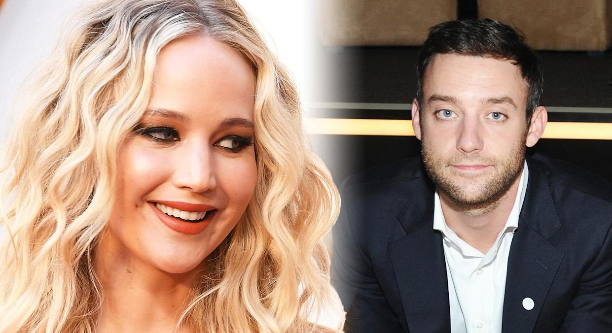 Jennifer Lawrence is engaged to art gallery director Cooke Maroney. [Photo: Getty]