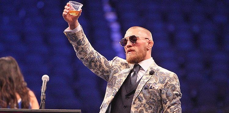 Conor McGregor launches his own signature brand of whiskey ahead of UFC 229