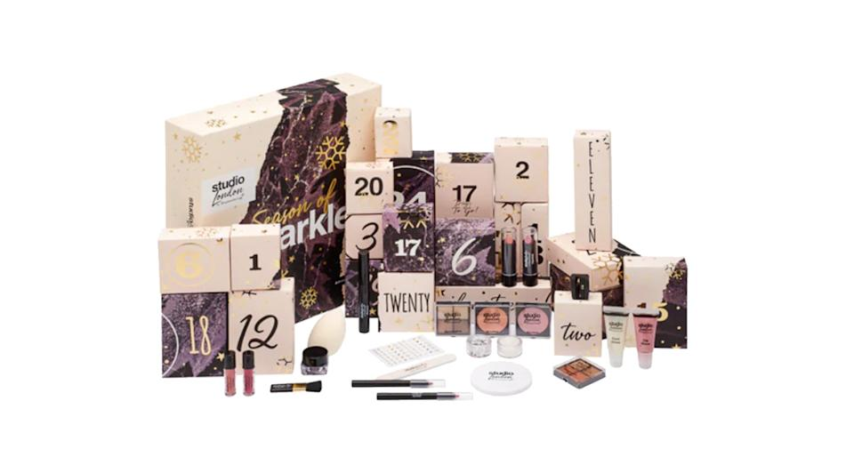 Superdrug Studio London Advent Calendar