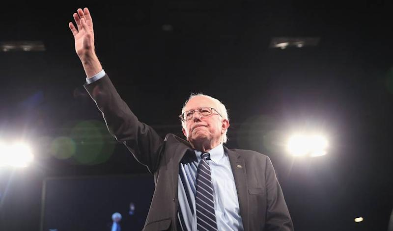 Bernie Sanders' Big Bro, Larry, Serves Up Some New Insight on His Kid Brother