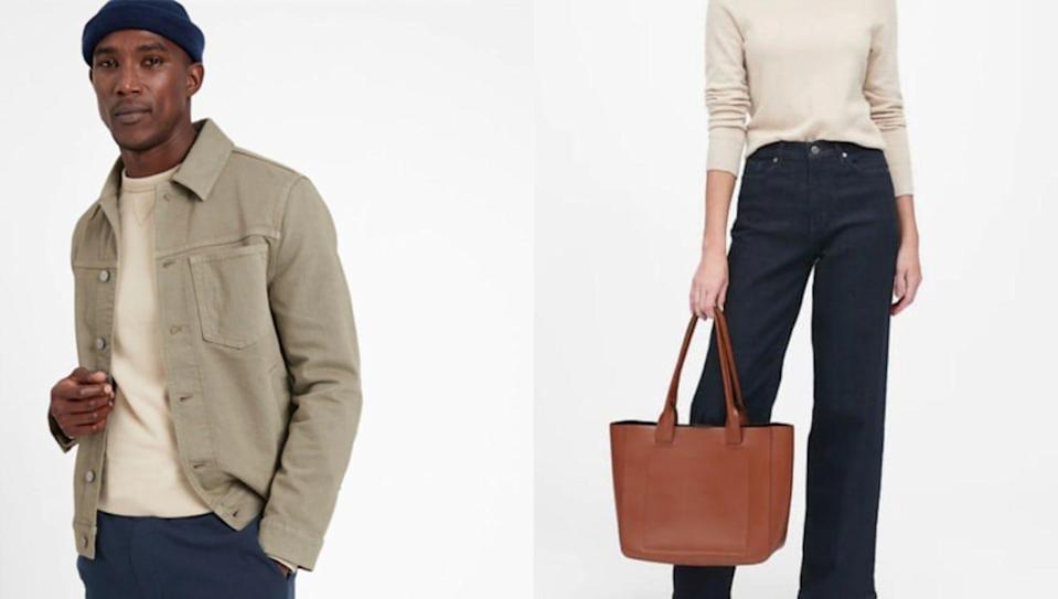 16 of the best things to buy at Banana Republic