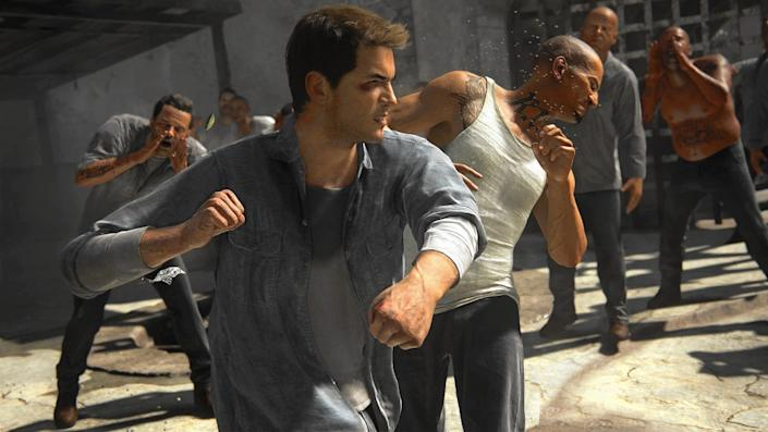 """""""Uncharted 4: A Thief's End"""" is a game that provides a narrative with a sense of surprise."""