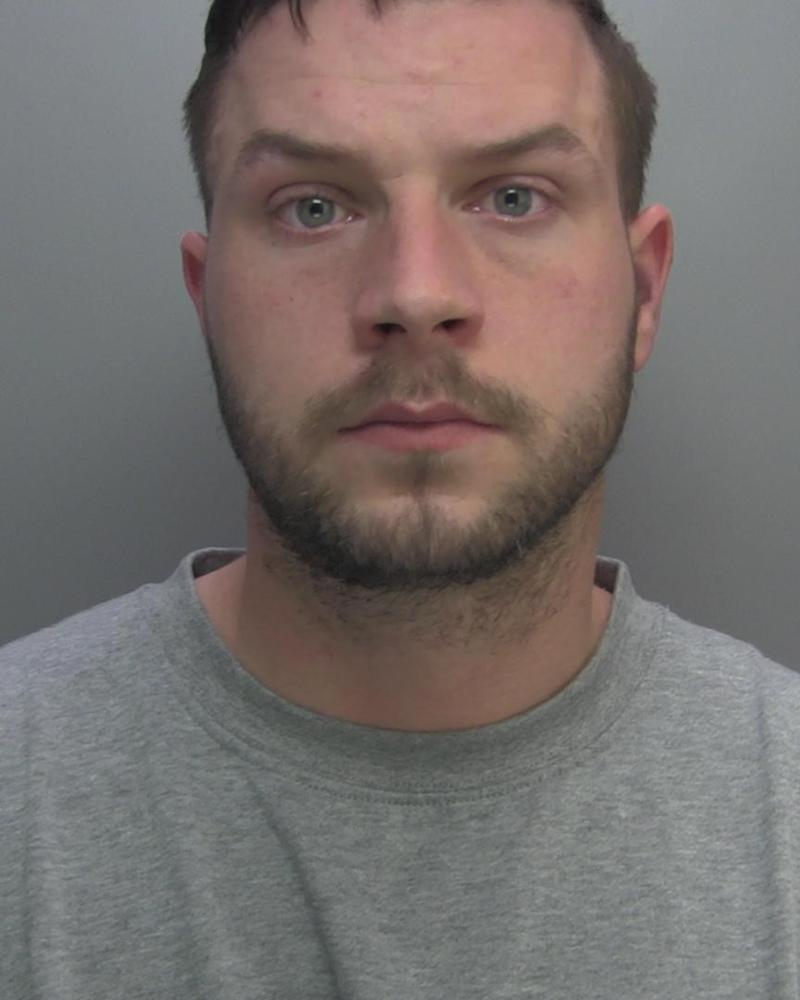 Shaun Dyson, who has been jailed for life at Winchester Crown Court (PA)