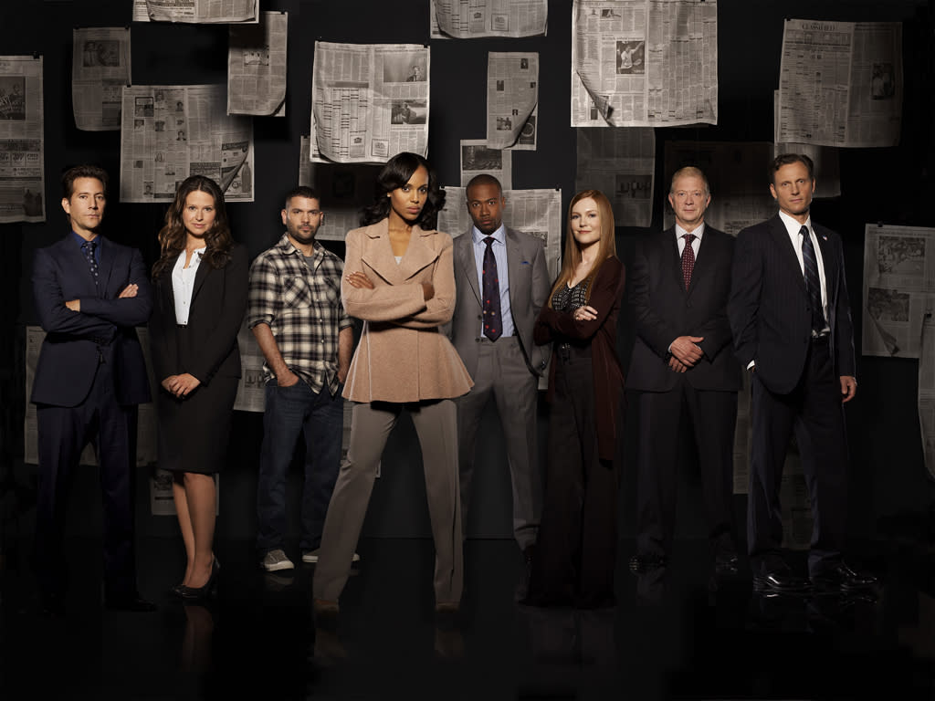 """<b>""""Scandal""""</b> (ABC)<br>Thursdays at 10 PM<br><br><b>The Good News:</b> Shonda Rhimes' latest opened big, and then grew in its second outing. The show, about a crisis management expert toeing ethical lines to help Capitol Hill elite, fits snuggly into what ABC does best: female-led drama.<br><br><b>The Bad News:</b> Competition Thursdays at 10 is soft, and its only Week 2 -- anything can happen!"""