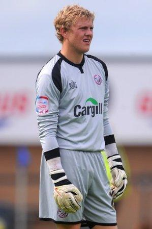 David Cornell, Hereford United goalkeeper
