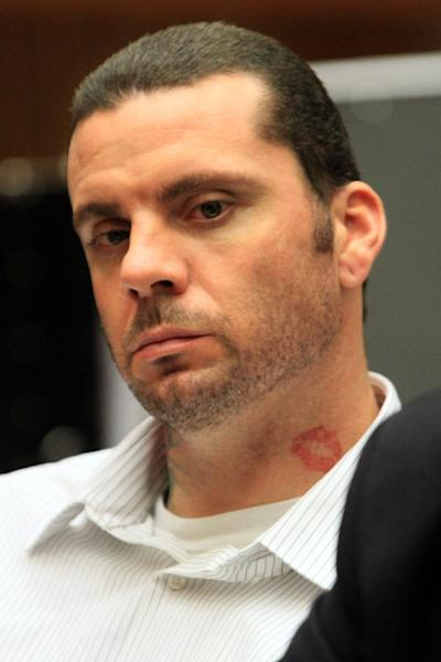 Marvin Norwood sits during the preliminary proceedings on Friday, June 8, 2012 in Los Angeles County Superior Court. The transcript of the talk between Louie Sanchez, 30, and co-defendant Marvin Norwood, 31, was released after a preliminary hearing where both men were ordered to stand trial on charges of mayhem, assault and battery in the 2011 attack on Bryan Stow. The men spoke after they had appeared in a lineup. (AP Photo/Los Angeles Times, Irfan Khan, Pool)