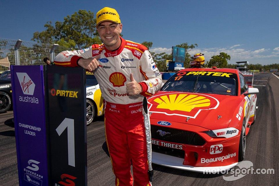 "2020 - Supercars: Scott McLaughlin (Ford Mustang GT) <span class=""copyright"">Edge Photographics</span>"