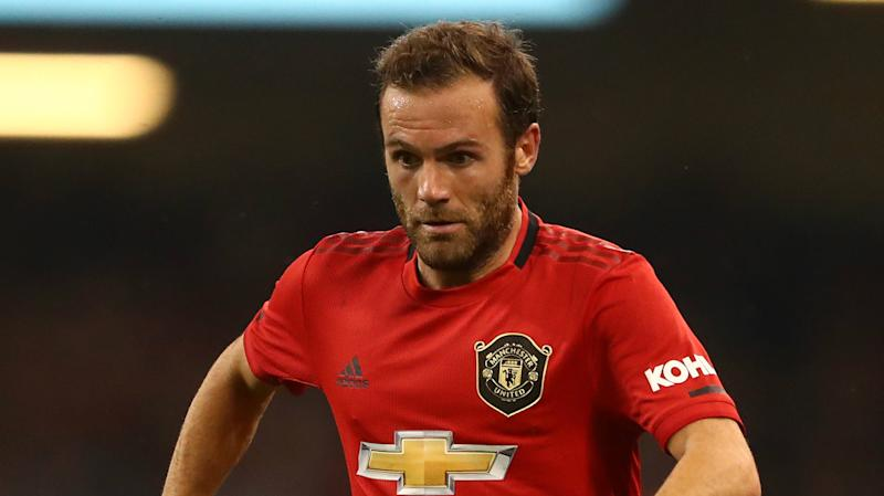 'At times it seems surreal' - Mata admits he still isn't used to playing for Manchester United