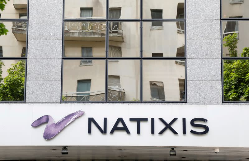 French bank Natixis backs H20 arm's suspension of some funds