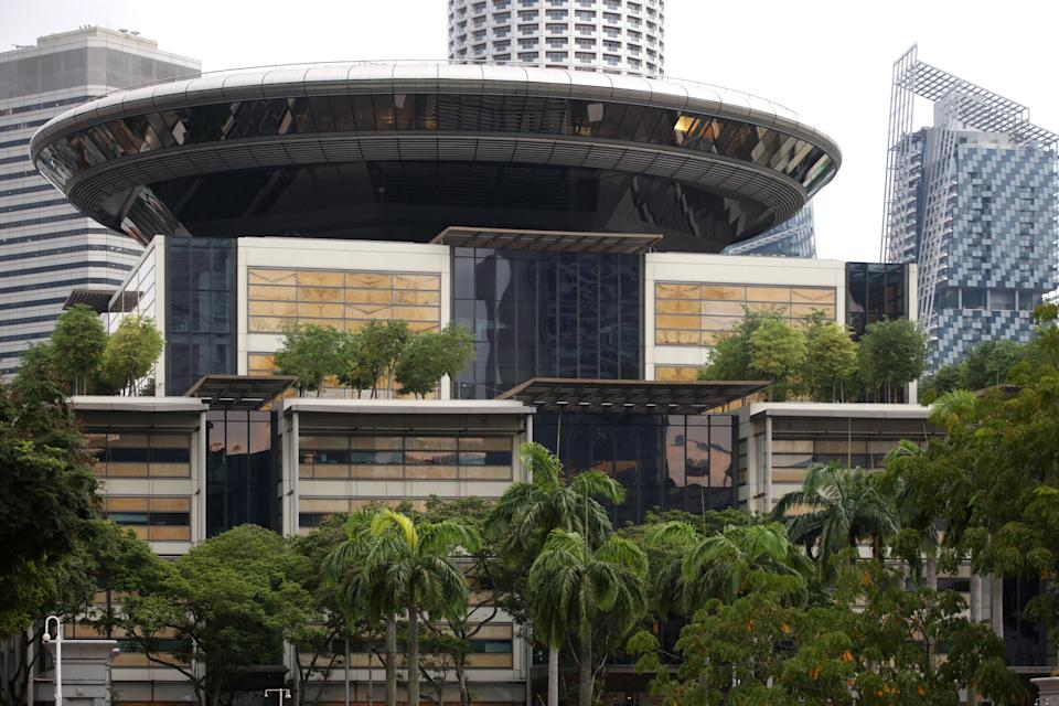 Singapore Supreme Court (Yahoo News Singapore file photo)