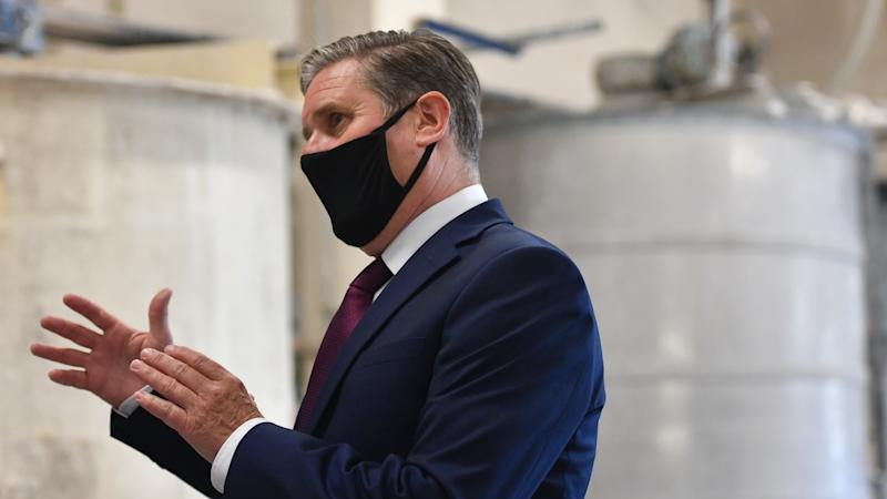 Get EU trade deal secured and return focus to pandemic, Starmer tells ministers