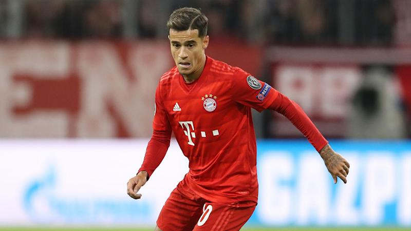 Philippe Coutinho Bayern Munich Champions League 2019