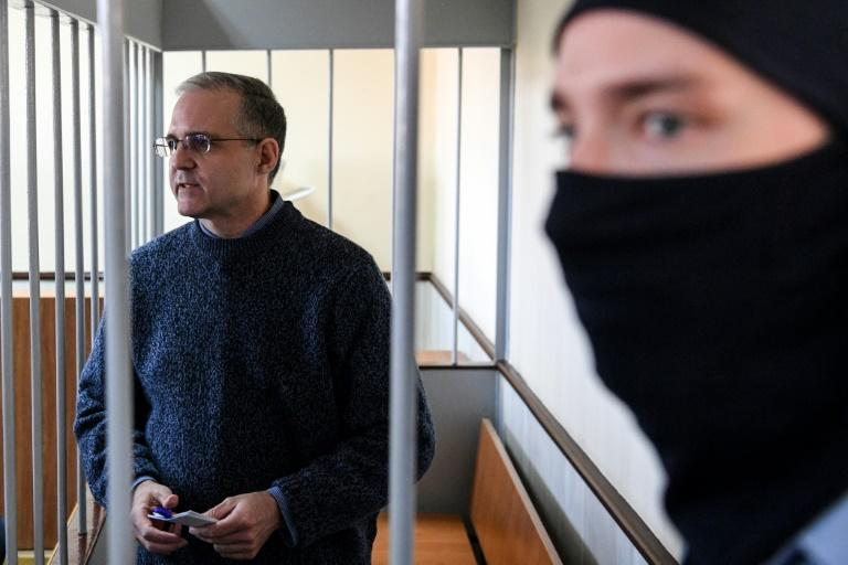 Paul Whelan was detained in Moscow in December 2018 for allegedly receiving state secrets