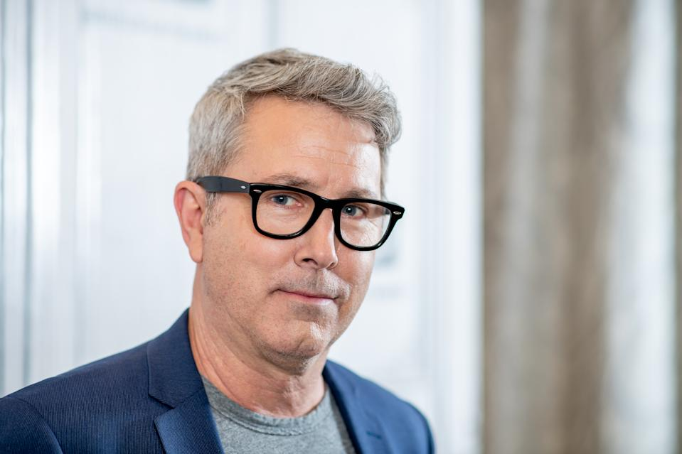 NEW YORK, NEW YORK - DECEMBER 12: Director Peter Segal discusses 'Second Act' with the Build Studio on December 12, 2018 in New York City. (Photo by Roy Rochlin/Getty Images)