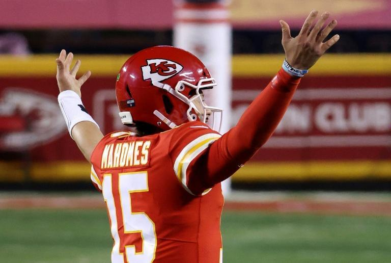 Patrick Mahomes could become the youngest quarterback to win two Super Bowls with victory over the Tampa Bay Buccaneers on Sunday