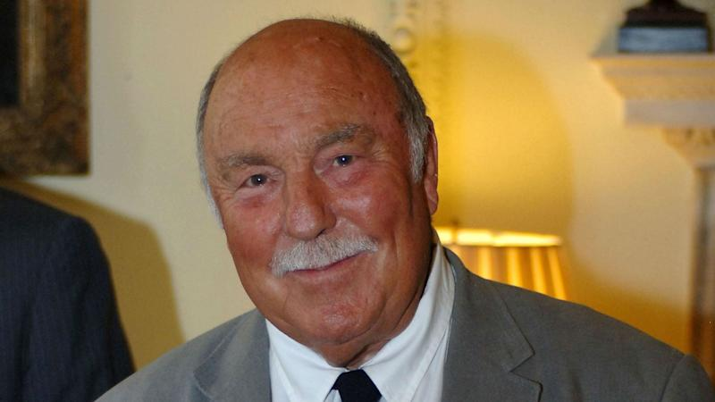 Spurs great Jimmy Greaves in hospital