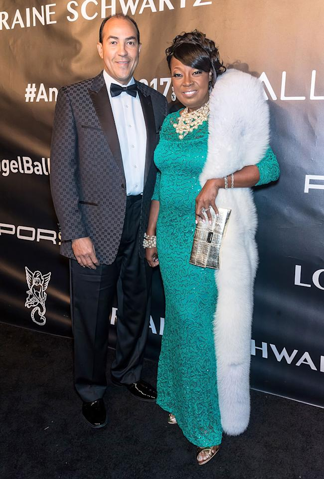 """<p>The former panelist on <a rel=""""nofollow"""" href=""""http://people.com/tag/the-view""""><em>The View</em></a> <a rel=""""nofollow"""" href=""""http://people.com/tv/star-jones-married/"""">tied the knot with her fiancé Ricardo Lugo </a>on a Royal Caribbean cruise on March 25 in the Bahamas in front of about 150 of their closest friends, PEOPLE confirmed.  Guests in attendance included Tina Knowles-Lawson and <em>Real Housewives of Atlanta</em>alum Phaedra Parks.</p>"""