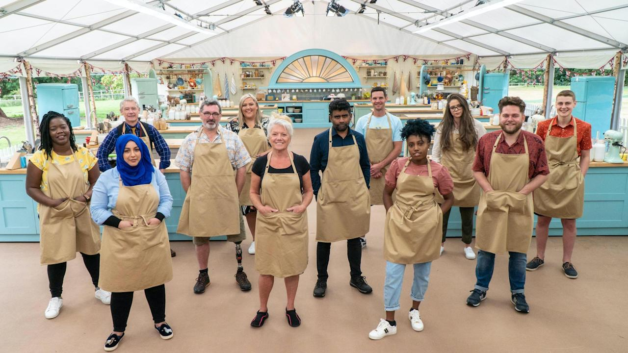 Pastry week sees fifth contestant leave the Bake Off tent