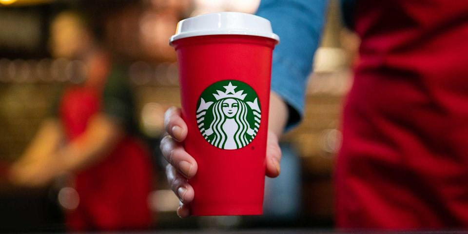 Starbucks Is Open On Christmas, So You Don't Have To Skip Your Daily Venti