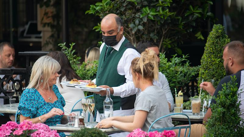 Restaurants boosted by first days of half-price meals