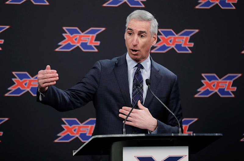 XFL Games Will Air On ABC, ESPN And Fox Sports In 2020