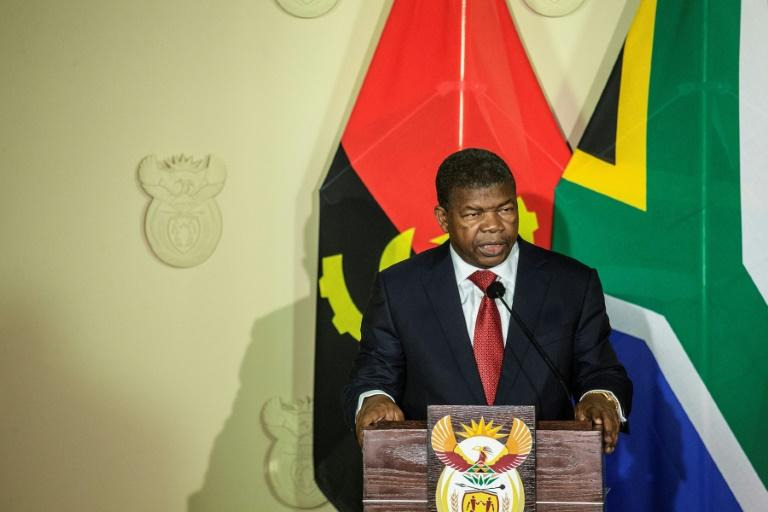 """Nobody is above the law"" -- since his appointment in August, Angola's President Joao Lourenco has sought to root out corruption"