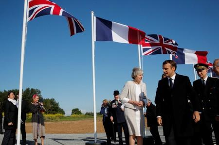 75th anniversary of D-Day in Normandy