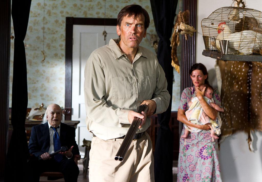 """Bill Moseley in Lionsgate """"Texas Chainsaw 3D"""" - 2013"""
