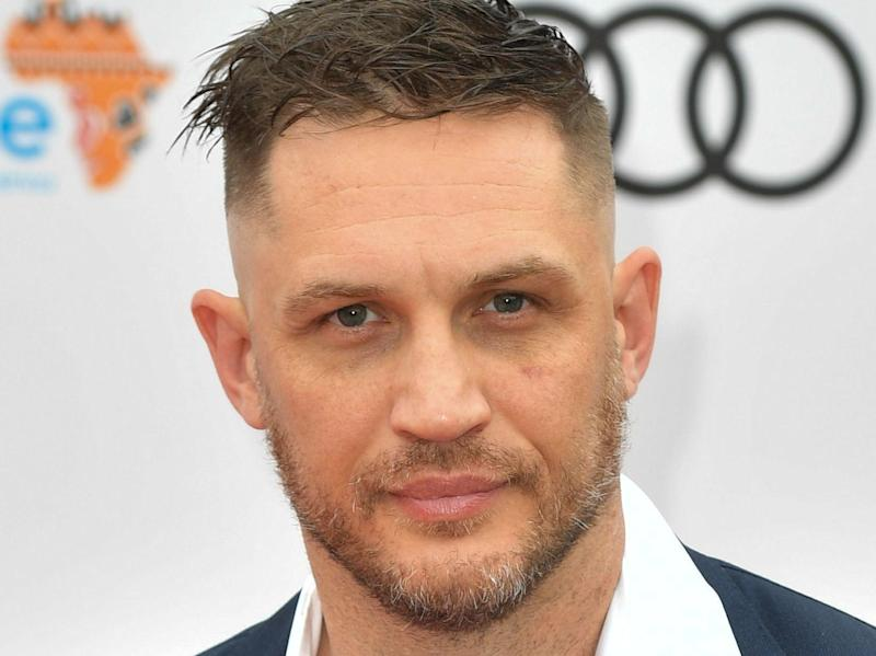 Tom Hardy (Rex Features)