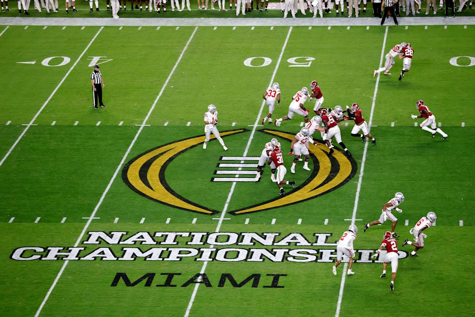 What impact will the new three-conference alliance have on the future of the College Football Playoffs?