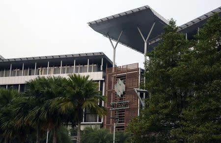 A general view of Prince Court Medical Centre in Kuala Lumpur July 26, 2014. REUTERS/Olivia Harris