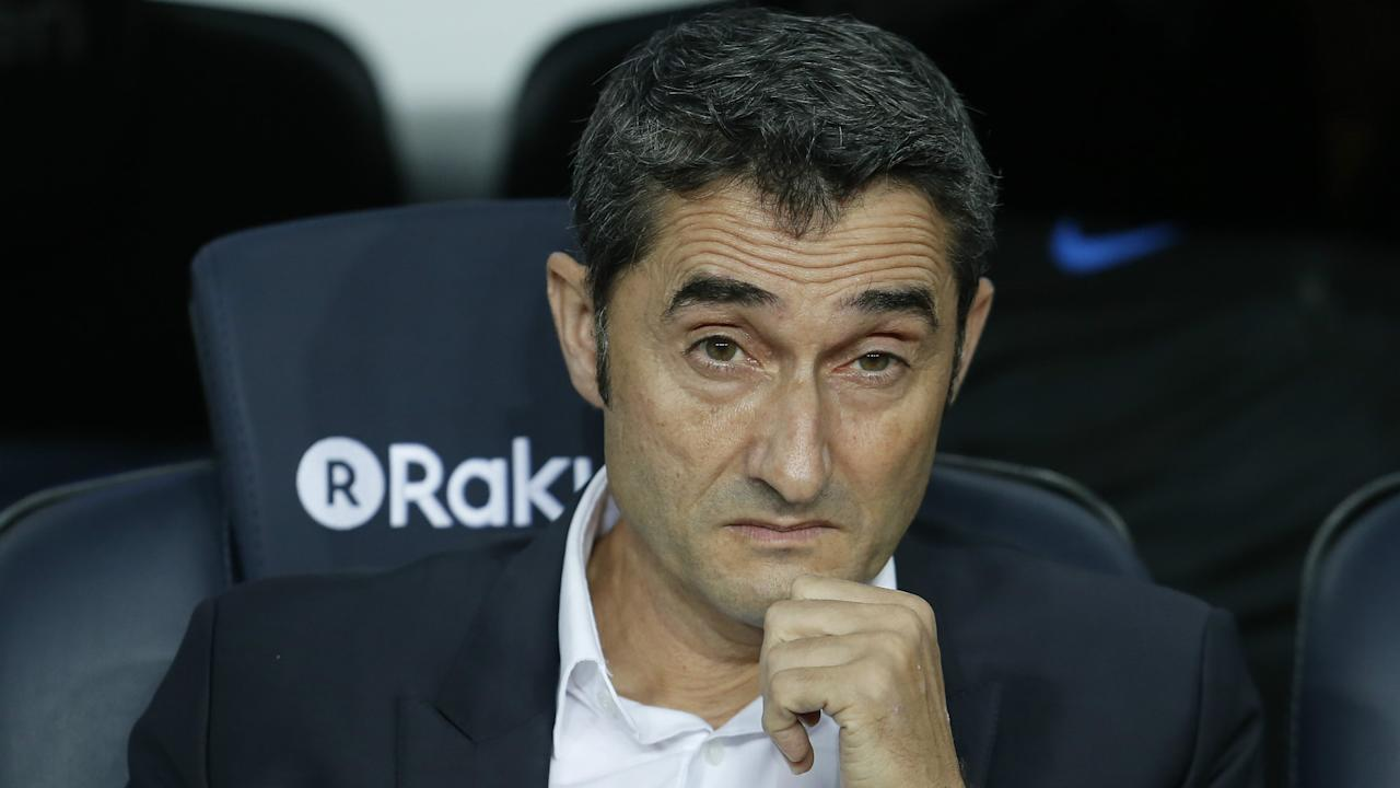 Ernesto Valverde's men will not have to travel far this weekend as they prepare for a Catalan derby against the Manchester City-linked club