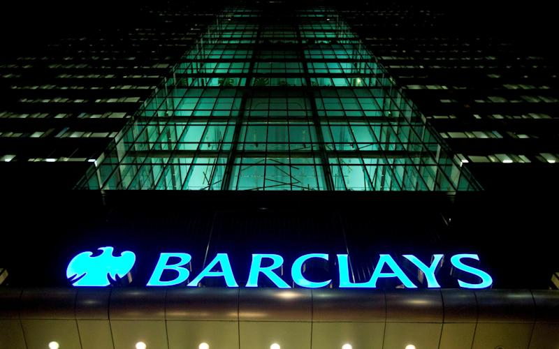 Barclays - Credit: Neil Hall