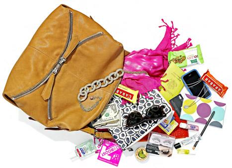 Giuliana Rancic: What's in My Bag?