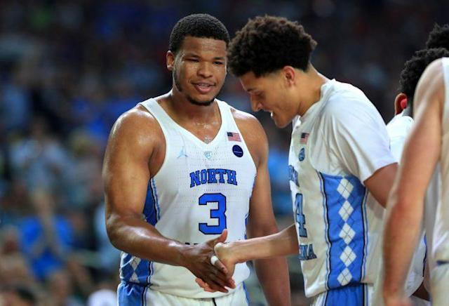 Kennedy Meeks had 25 points, 14 rebounds and eight on the offensive end in Saturday's 77-76 victory over Oregon. (Getty)