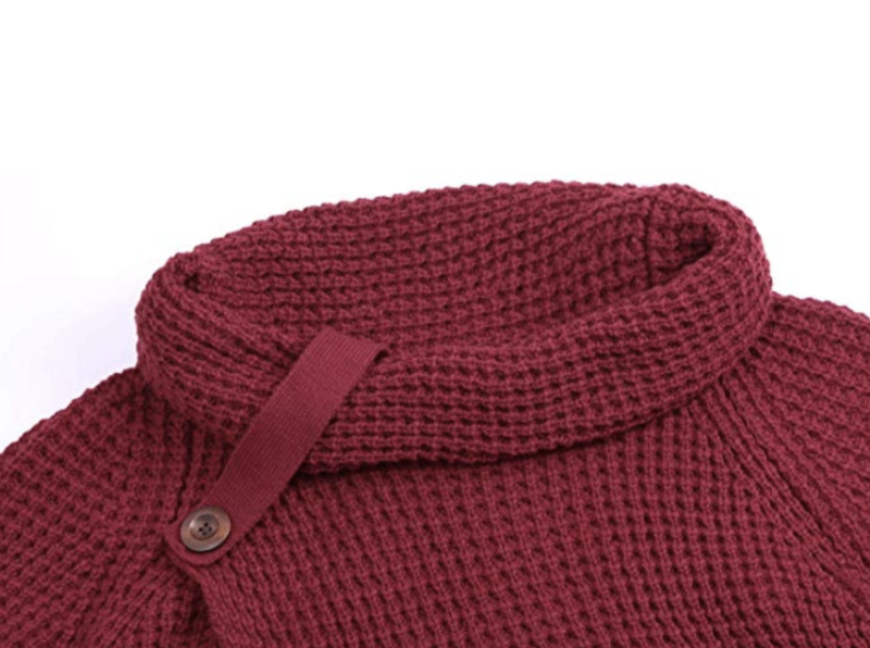 The best part of this sweater? All the fine detail put into it. (Photo: Amazon)