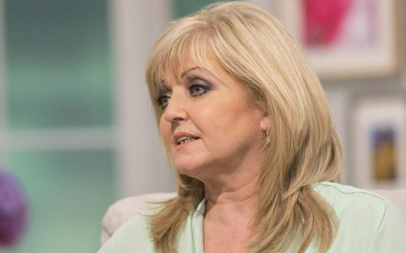 On Monday, her sister Coleen revealed on Loose Women that Linda, pictured in 2014, had been diagnosed with secondary cancer - Credit:  Steve Meddle/ITV/REX