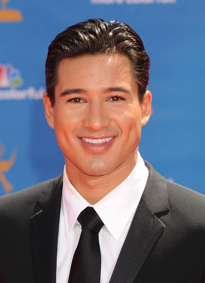 "October 10: Mario Lopez turns 37 Jeffrey Mayer/<a href=""http://www.wireimage.com"" target=""new"">WireImage.com</a> - August 29, 2010"
