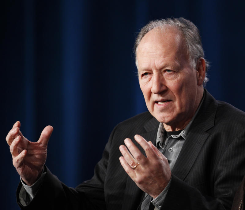 Herzog on tackling texting and driving in new film