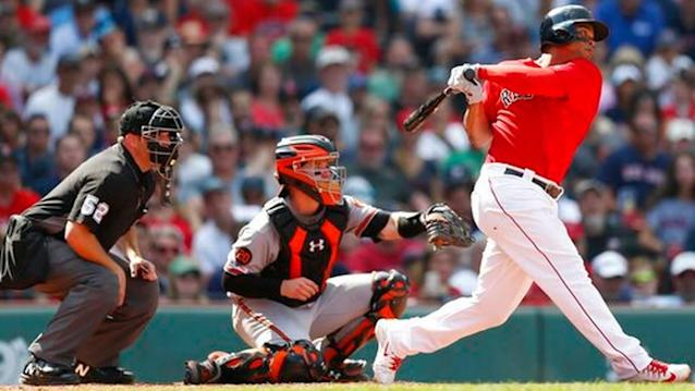 Red-hot Devers helps Red Sox rally past Orioles, 13-7