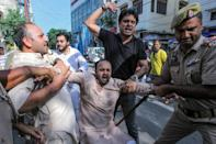 While Indian-administered Kashmir used to see almost weekly protests, now they are fast becoming a thing of the past