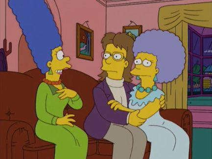 By the 16th season of The Simpsons, Homer had clearly changed his view of the gay community, and in There's Something About Marrying, even becomes a minister so he can perform weddings for same-sex couples.<br /><br />The episode was praised by gay rights advocacy groups, though it was criticised by many right-wing and Christian organisations claiming it unbiased in favour of same-sex marriage, which was not yet legal in all 50 states in the US.