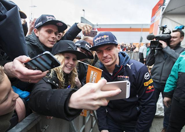 Formula One: Max Verstappen on Red Bull's Chances Ahead of New Season