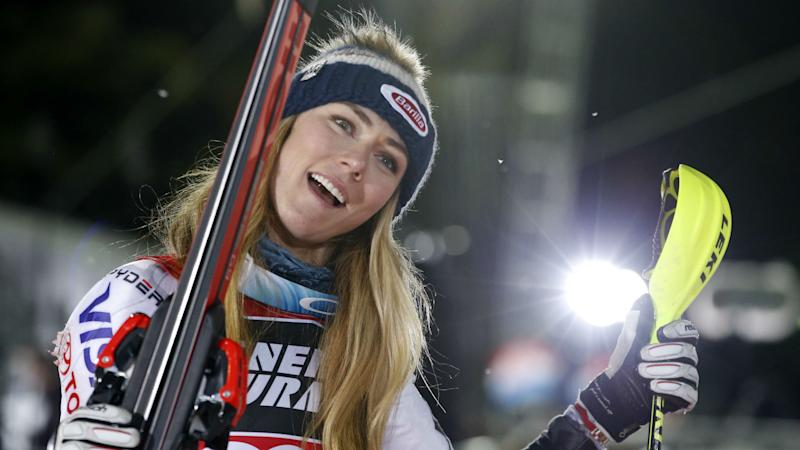 Shiffrin unconcerned by records in dominant season