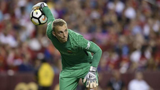 <p>The Dutch keeper arrived in Barcelona with a good reputation, having come from Ajax, yet had little to no impact on the squad last season. The 28-year-old made a solitary league appearance, in an embarrassing 2-1 defeat at home to Alaves, and is nothing more than a back-up to Marc-Andre ter Stegen. </p> <br><p>He was good enough to be Ajax's number one for three seasons - winning one Eredivisie - so could certainly do a job for a Premier League side. </p> <br><p><strong>Potential Destination: Crystal Palace</strong></p>