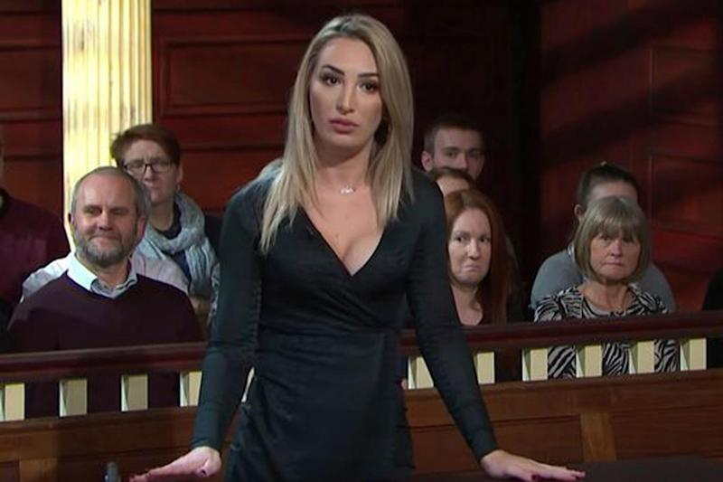 Announcement: Rebekah Shelton on Judge Rinder (ITV)