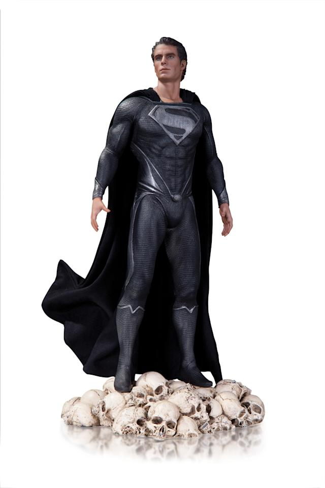 "<b>""Man of Steel"": Superman Variant 1:6 Scale Icon Statue, sculpted by Gentle Giant Studios.</b> <br />DC Entertainment"