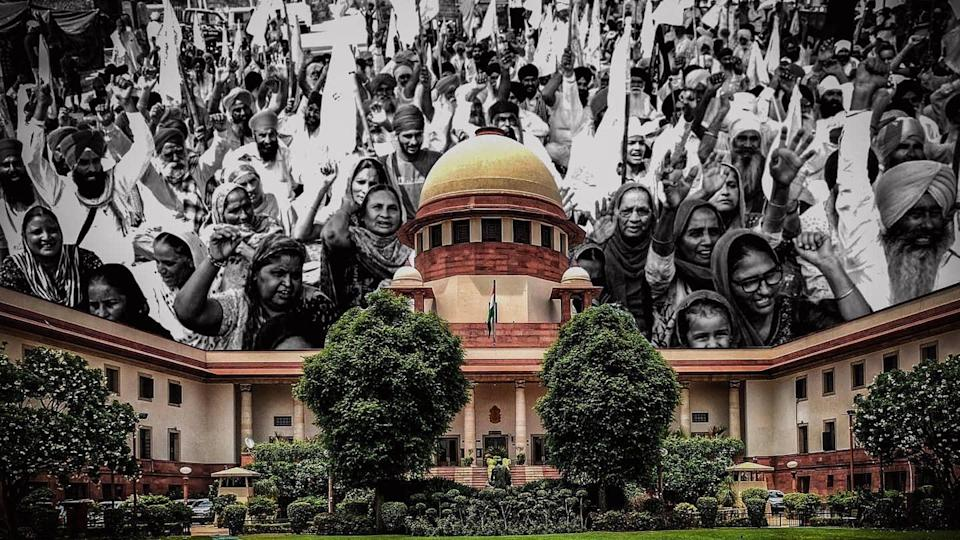 Farmers protest: Supreme Court says highways can