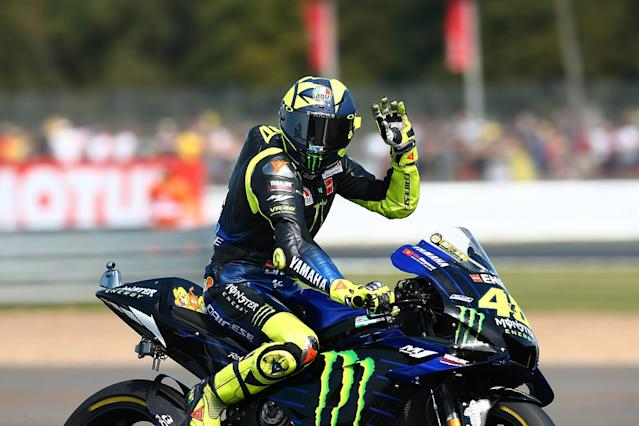 Rossi: Yamaha finally answering upgrade requests