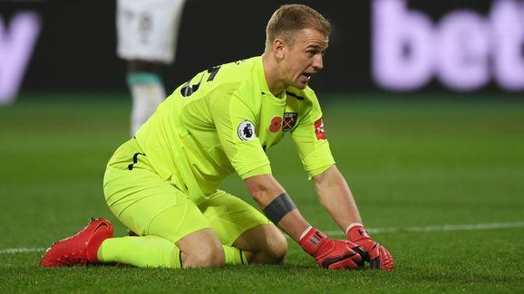 Jack Butland has revealed he texted Joe Hart after missing out on England's World Cup squad commiserating him. ​It has been a tough few seasons for Hart after falling out of favour at Manchester City, an unsuccessful loan spell at Italian side Torino before another lacklustre season at West Ham last season, and despite playing the majority of England World Cup qualifying games in the build up to the tournament, he has been ​left out of the squad for the World Cup finals. Gareth Southgate...